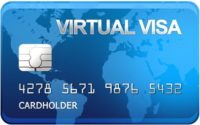 4000 RUB VISA VIRTUAL CARD (RUS Bank)